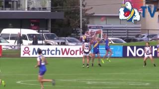 Round 2 Development Highlights vs Northern Blues
