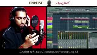 Eminem Rap God Indian Studio Cover - Studio Mix