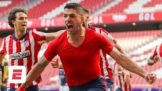 Is Luis Suarez The Reason Atletico Madrid, Not Barcelona, Are Set For La Liga Glory?   ESPN FC