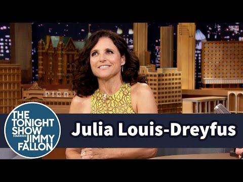 Hollywood Walk of Fame Spelled Julia Louis-Dreyfus' Name Wrong