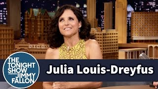 Hollywood Walk of Fame Spelled Julia Louis-Dreyfus