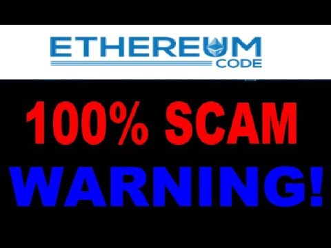 Ethereum Code Review - DONT Waste Money with Ethereum SCAM (Warning)
