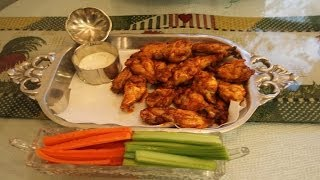 Best Buffalo  Chicken Wings Recipe