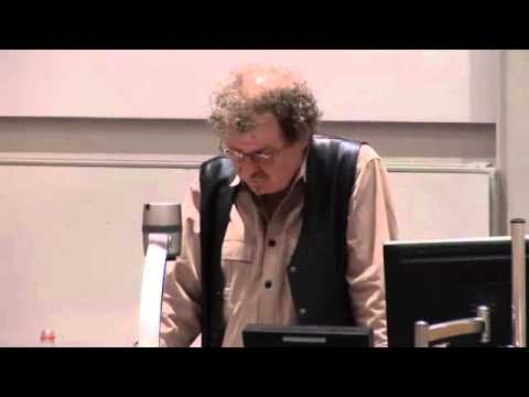 Prof. Neil Smith: City as commodity - crucible of revolt