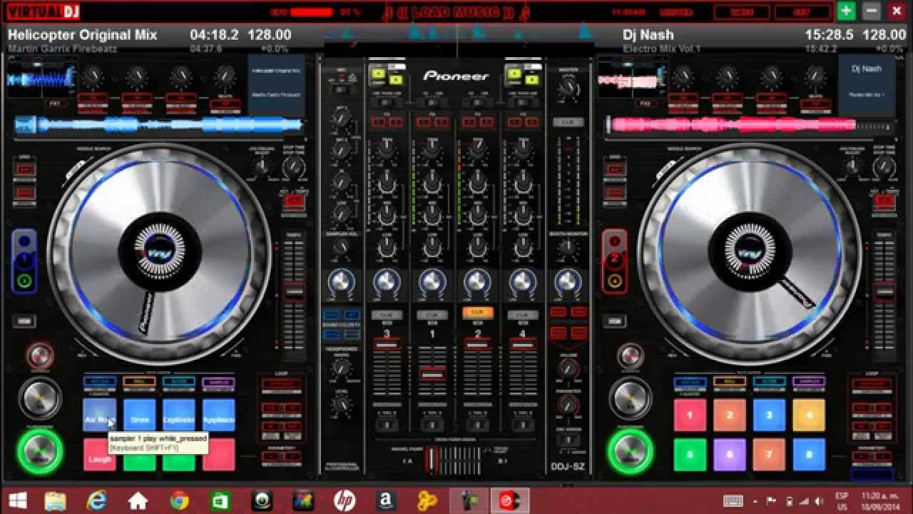virtual dj 7 gratis softonic