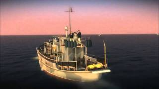 PT Boats - South Gambit Trailer