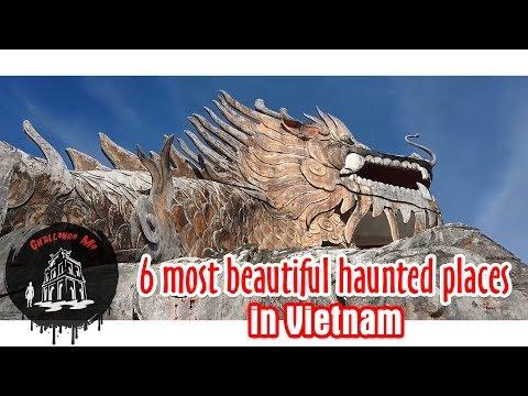 6 Địa Danh Bỏ Hoang Có Ma Đẹp Nhất Việt Nam/6 most beautiful haunted places in Vietnam