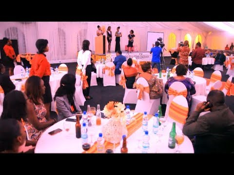 Sortie officièlle du Magazine La Fille Du Congo LFDC présentation des ambassadrices