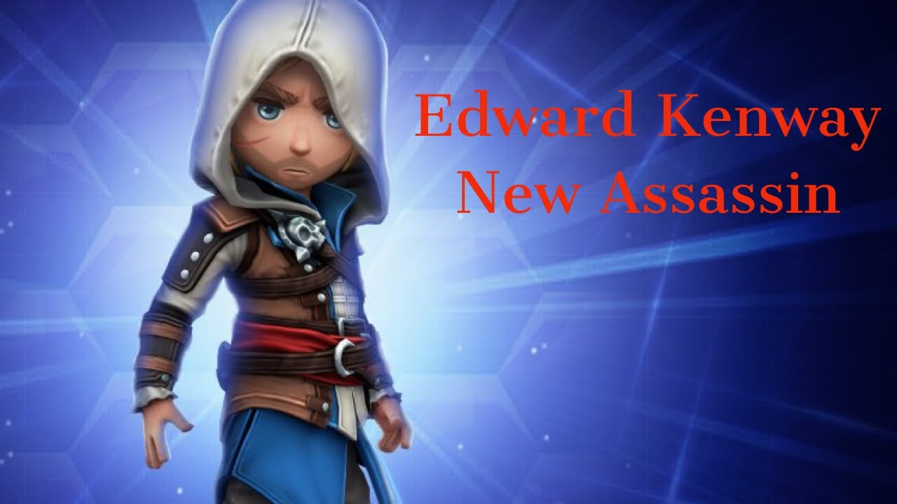 Assassins Creed Rebellion New Helix Rift Event For Edward Kenway