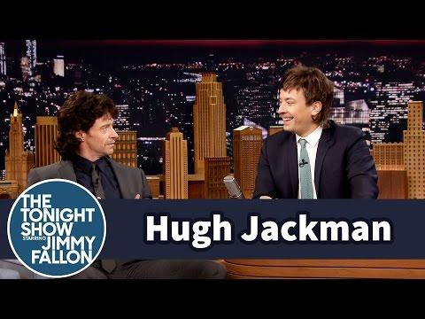 Hugh Jackman Rocked a Mullet in Real Life