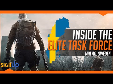 The Division   Inside the Elite Taskforce (An interview with Deep Fried Dave)