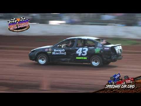 Winner - #43 Garrett Loyd - FWD - 8-11-18 Fort Payne Motor Speedway - In Car Camera