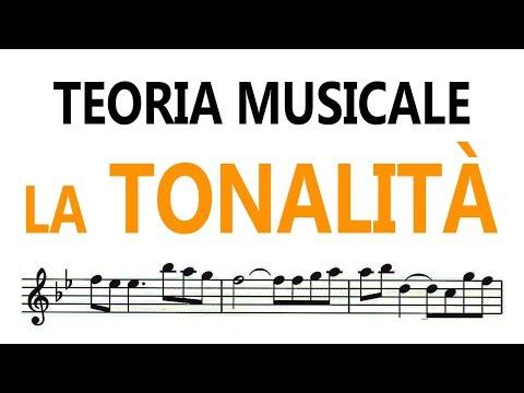 Teoria Musicale - LA TONALITA'