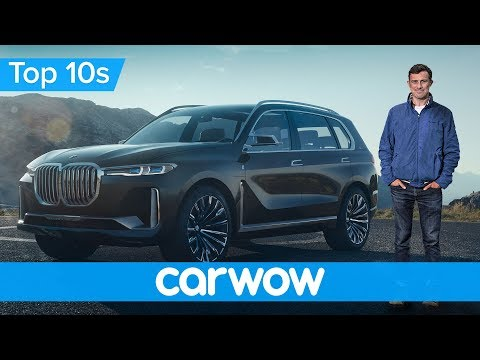 New BMW X7 - is this the most vulgar SUV ever?   Top 10s