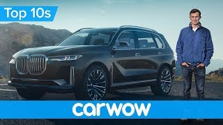 New BMW X7 - is this the most vulgar SUV ever? | Top 10s