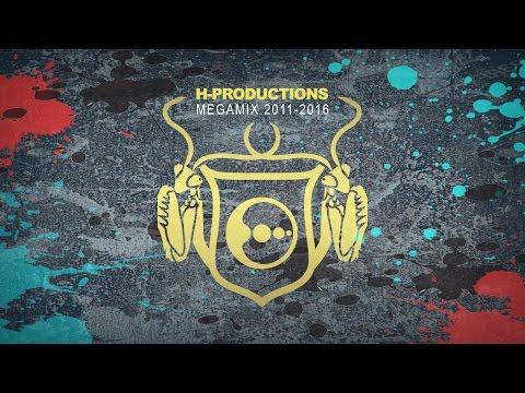 Cari Lekebusch - H-Productions Megamix 2011-2016 (H-Productions)