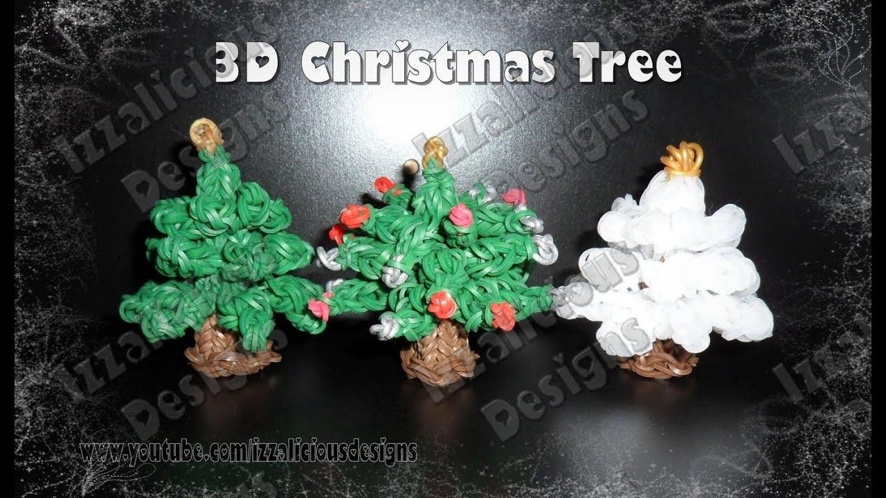 loom christmas tree