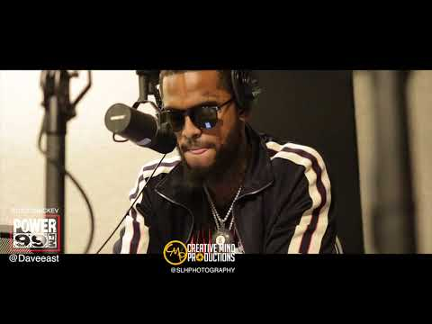 Dave East on Philly Power 99 Come Up Show