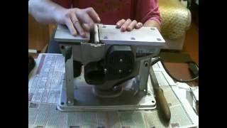 видео Замена ножей электрорубанка Интерскол: рекомендации