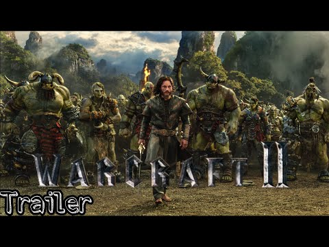 Warcraft 2 2019 Movie Revenge Of Gul Dan Action Movie Animation