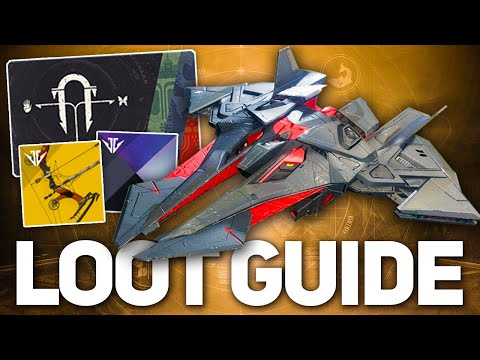 Destiny 2: How to Get Platinum Starlight, Forge Emblems, Le Monarque, & Black Armory Papers! thumbnail