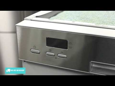 delonghi dedw645si dishwasher reviewed by product expert appliances online