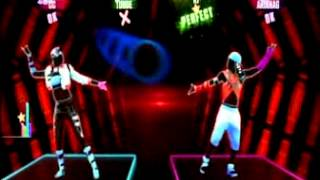 Just Dance 2015 ( Get Low Dillon Francis & DJ Snake ) 5 Stars ( ON WII )