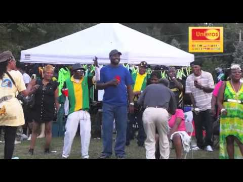 Jamaican Community Celebrate Independence Day in Evanston, IL