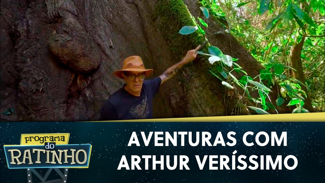 Aventuras com Arthur Veríssimo   Programa do Ratinho (23/07/21)