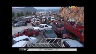 Tsunami korkusu Muğla, Antalya'da evleri boşalttı. Su 50 met. çekildi tsunami olacak söylentisi
