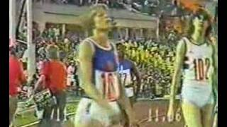 1980 Moscow Olympics 100m women