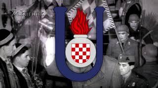 Anthem / Song of the Ustasha: ''Puška Puca'' [FIRST VERSION]