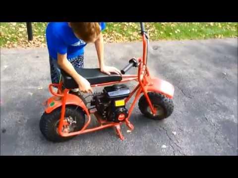 Baja Doodle Bug 97cc Dirt Bike Mod- 30mph (TWICE THE SPEED)