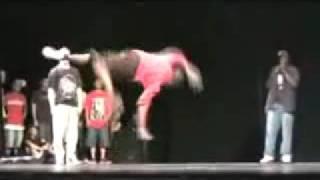 B-boy Zen (FAM Crew, Toronto)  Kanada - promo 2008