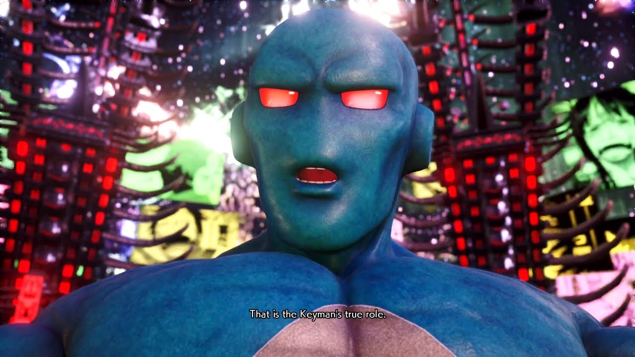 Image result for jump force prometheus