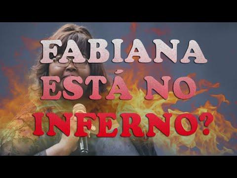 Pastor Afirma que Fabiana Anastácio esta no Inferno | Pr. Geovani Dias Responde;