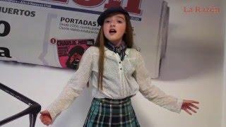 Anita la huerfanita en La Razón