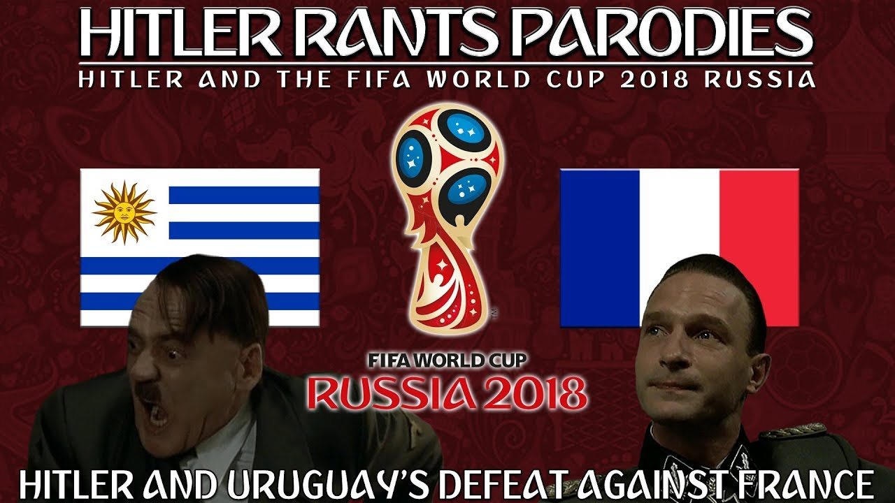 Hitler and Uruguay's defeat against France in the World Cup