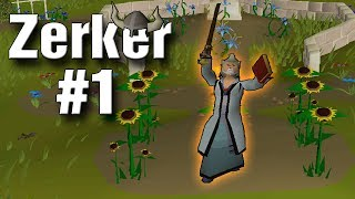 OSRS Zerker Episode 1 - Questman Mode