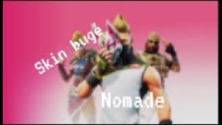 Bug Fortnite skin Nomad