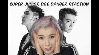 But Why Face Tattoos? | SUJU D&E 슈퍼주니어 D&E 땡겨 Danger Reaction