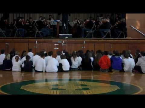 South Boston Catholic Academy Open House DVD
