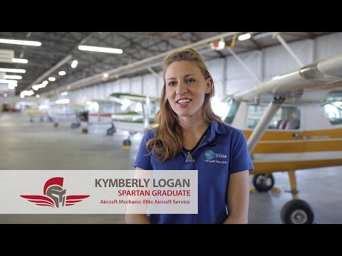 Aviation Maintenance Technology Classes - Spartan College of