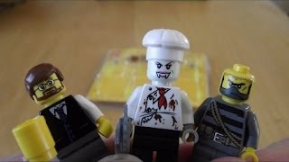 Build Your Own Custom Lego Mini-figure Review  | The Big Daddy D Reviews