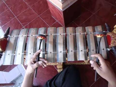 Ciaaattt.. Rebah (Balinese music : Gender wayang )
