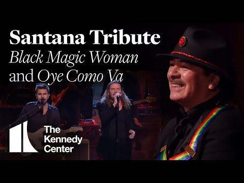 Black Magic Woman and Oye Como Va (Santana Tribute) - Juanes, Tom Morello, Fher Olvera - 2013
