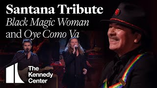 Black Magic Woman and Oye Como Va (Santana Tribute) - Juanes, Tom Morello, Fher Olvera - 2013 thumbnail