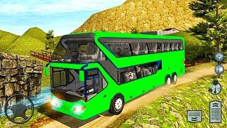 Real Uphill Offroad Bus Driving Simulation 2019 - Android Gameplay FHD screenshot 3