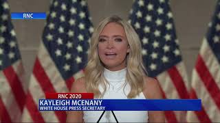 RNC Live Coverage - Day 3: Land of Heroes Mike Pence and Kayleigh McEnany - 8/26/20