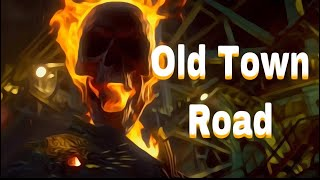 Old Town Road - Ghost Rider Edit | Lil Nas X, ft. Billy Ray Cyrus